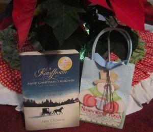 Christmas Giveaway 2012