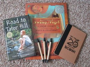 SCBWI Giveaway